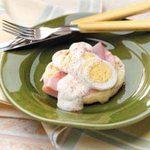 Ham 'n' Egg Muffins