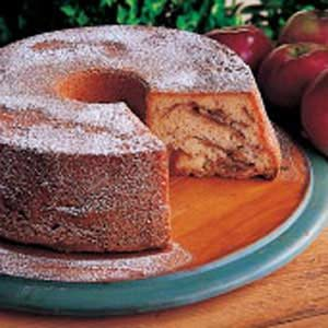 Adams County Apple Cake
