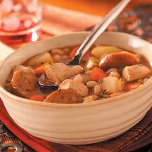 Basque Vegetable Soup