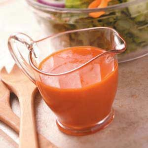 Makeover Creamy French Dressing