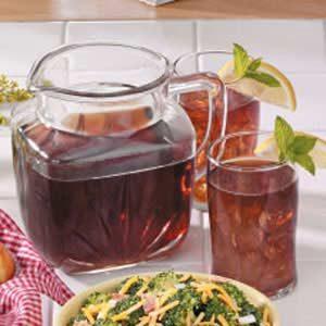 Spiced Iced Tea