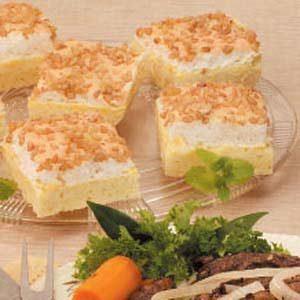 Fluffy Pineapple Dessert