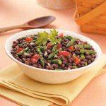 Black Bean Asparagus Salad