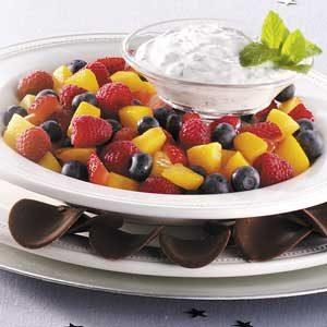 Fun Fruit Dessert