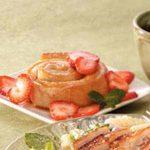 Strawberry Breadstick Rolls