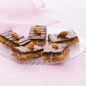 Almond Coconut Bars