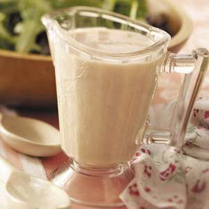 Mustard-Sour Cream Salad Dressing