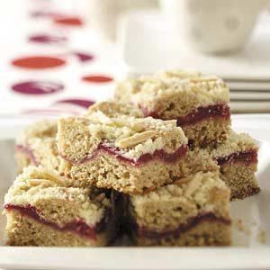 Raspberry Crumb Coffee Cake