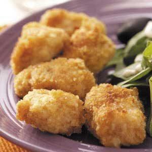 Favorite Golden Chicken Nuggets