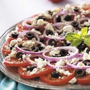 Greek Feta Salad