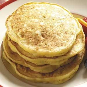 Griddle Corn Cakes