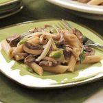 Mushroom Pasta Medley