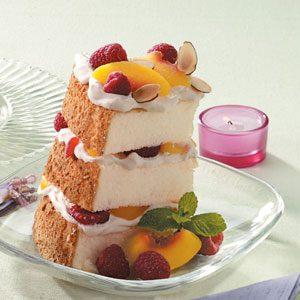 Peach Melba Mountain