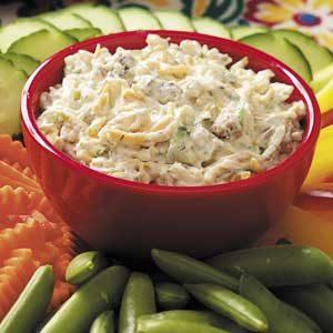 Dilly Zucchini Dip