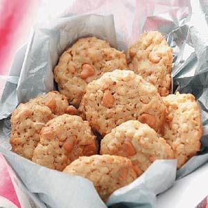 Honey Crunch Cookies