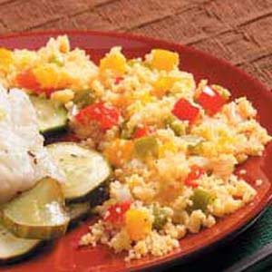 Peppered Couscous