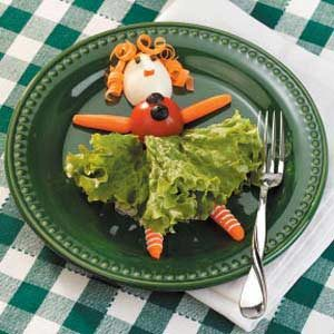 Rag Doll Salad