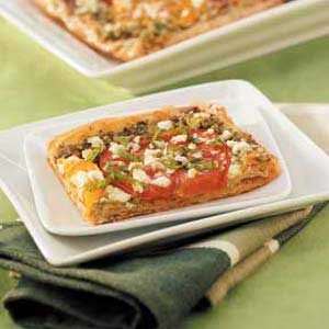 Terrific Tomato Tart