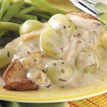 Chicken Veronique