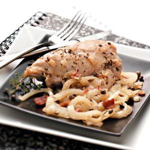 Aromatic Fennel Chicken