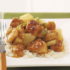Favorite Sweet-and-Sour Chicken