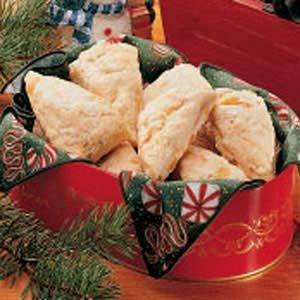 Festive Fruited Scones