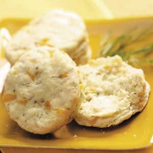 Cheddar Dill Biscuits