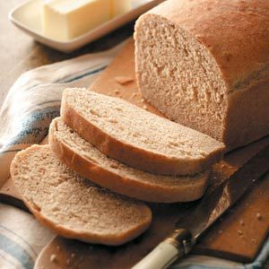 Honey Wheat Loaves