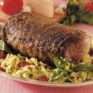 Pesto Pork Roast