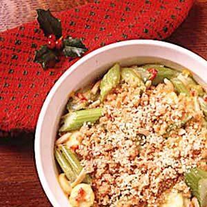 Celery En Casserole