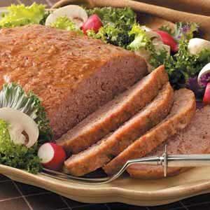 Sausage Ham Loaves