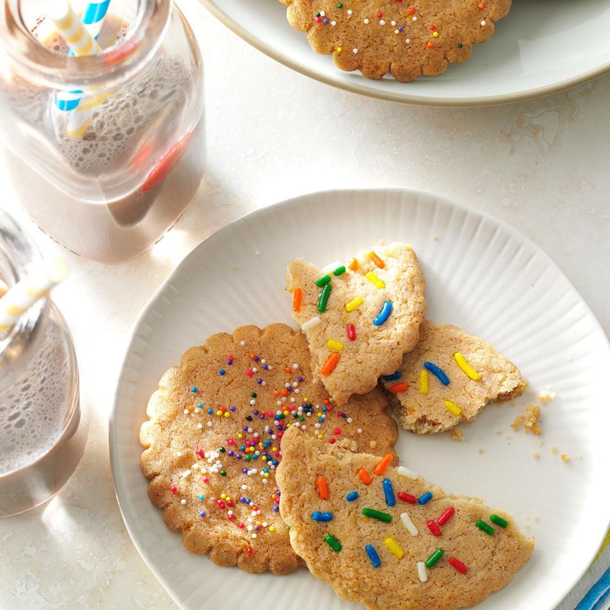 Granny's Spice Cookies