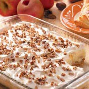 Fruit 'n' Pudding Dessert