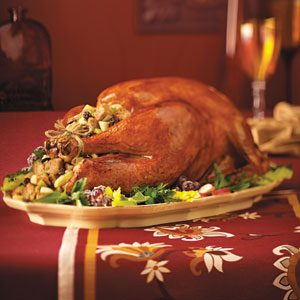 Turkey Apple Stuffing