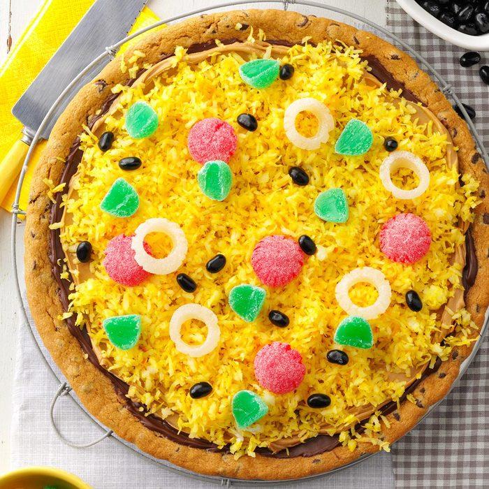 Pizza for Dessert