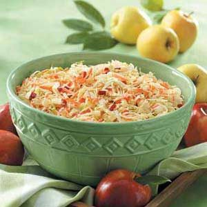 Apple 'n' Carrot Slaw