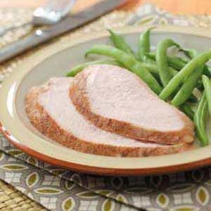 Peppery Grilled Turkey Breast