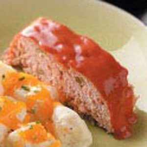 Pepper Turkey Meat Loaf