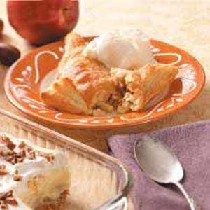 Puff Pastry Apple Turnovers