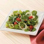 Arugula Salad with Sugared Pecans