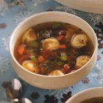 Tortellini Meatball Stew