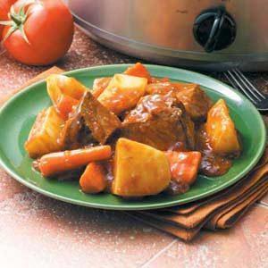 Chuck Roast Dinner