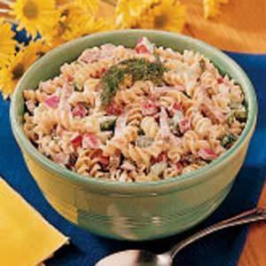 Roast Beef Pasta Salad