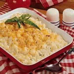 Potato Cheese Casserole
