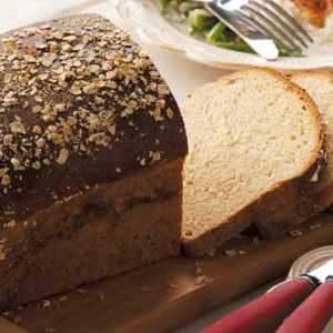 Vermont Honey-Wheat Bread