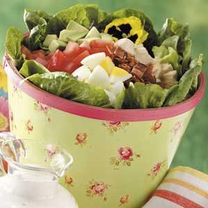 Garden Cobb Salad