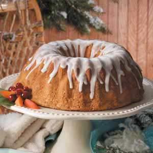 Yuletide Pound Cake