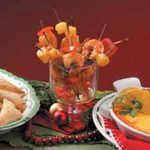 Seaside Prawn Kabobs