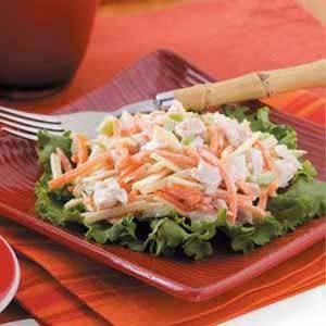 Colorful Turkey Salad
