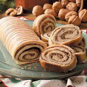 Maple Walnut Rolls